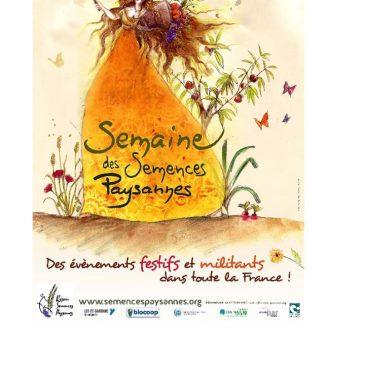 Journée d'échange de graines au Biocoop de Beauvais
