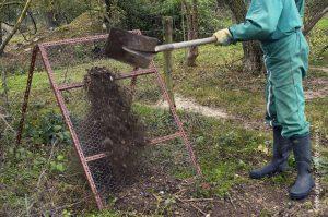 Fabrication d'un tamis à compost et inauguration du site de compostage résidence des Rayes @ Résidence des Rayes  | Beauvais | Hauts-de-France | France