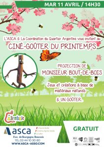Ciné goûter du printemps @ Cinéma Agnès varda  | Beauvais | Hauts-de-France | France