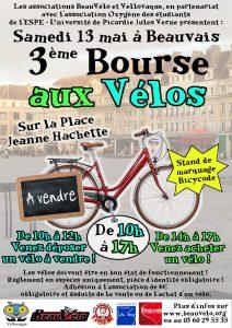 Bourse aux vélos @ Place Jeanne Hachette   Beauvais   Hauts-de-France   France