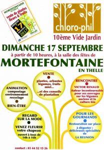Vide jardin de Mortefontaine @ salle des fêtes de Mortefontaine en thelle    Mortefontaine-en-Thelle   Hauts-de-France   France