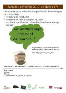 Le compostage comment ça marche ? @ Espace Argentine   Beauvais   Hauts-de-France   France