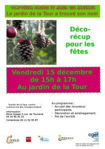 Déco récup au jardin de la Tour @ Jardin de La Tour | Beauvais | Hauts-de-France | France