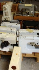 Grignotti-démontage de machines à coudre au Clou'b @ Les Ateliers de la Bergerette | Beauvais | Hauts-de-France | France
