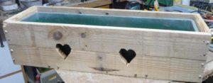 Fabrication de jardinière en bois de palette avec le Clou'b @ Les Ateliers de la Bergerette | Beauvais | Hauts-de-France | France