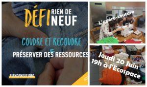 Apéro couture @ Ecospace | Allonne | Hauts-de-France | France
