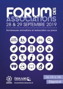 Forum des associations de  Beauvais @ Elispace