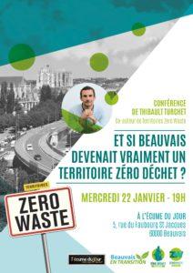 Conférence de Thibault Turchet - Zero Waste France @ l'Ecume du Jour | Beauvais | Hauts-de-France | France